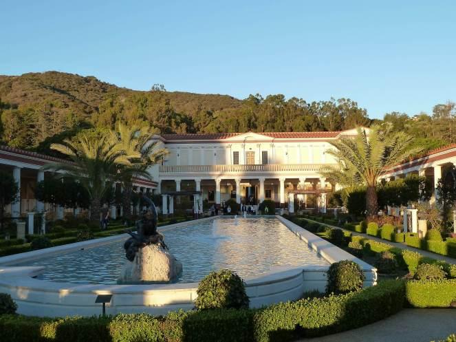 Free Art Museums Getty Villa