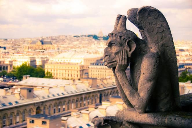 Notre Dame le Stryge