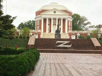 Thomas Jefferson Monticello UV