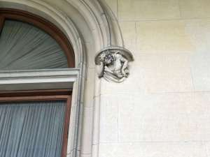Gargoyles and grotesques at Biltmore