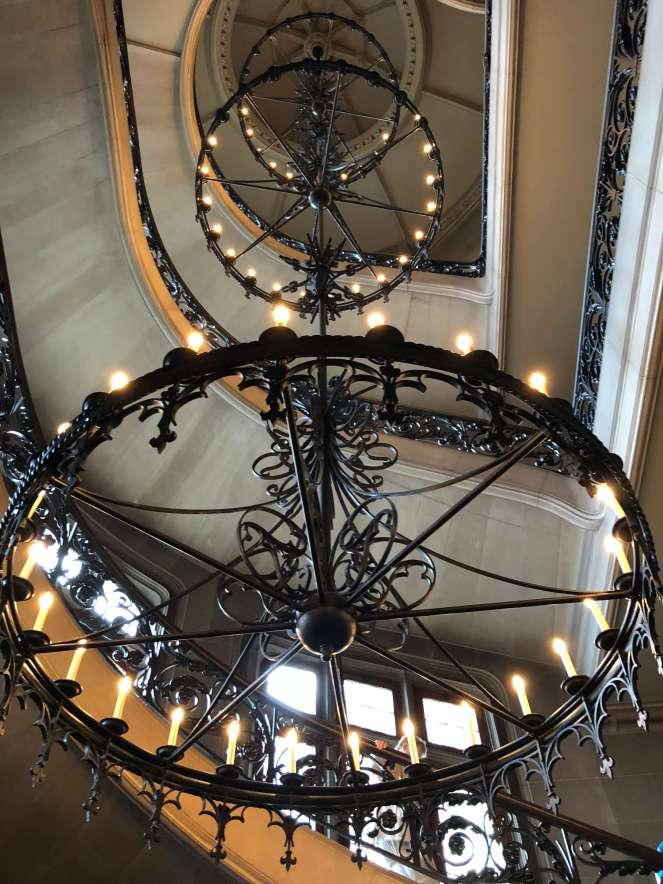 Biltmore chandelier
