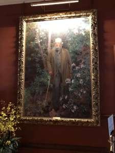 Art at Biltmore Sargent Olmsted
