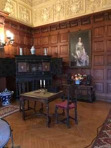 Biltmore Oak Sitting Room