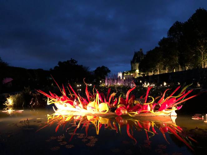Biltmore Chihuly Nights