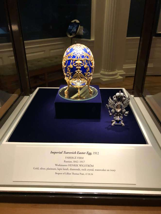 Virginia Museum of Fine Arts Faberge