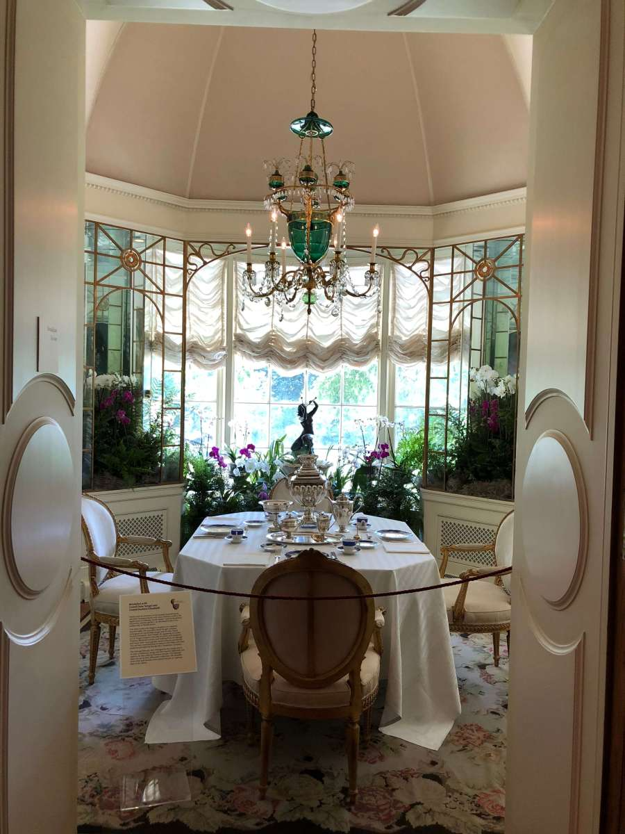 The Beautiful Things of Hillwood Estate, Museum & Gardens