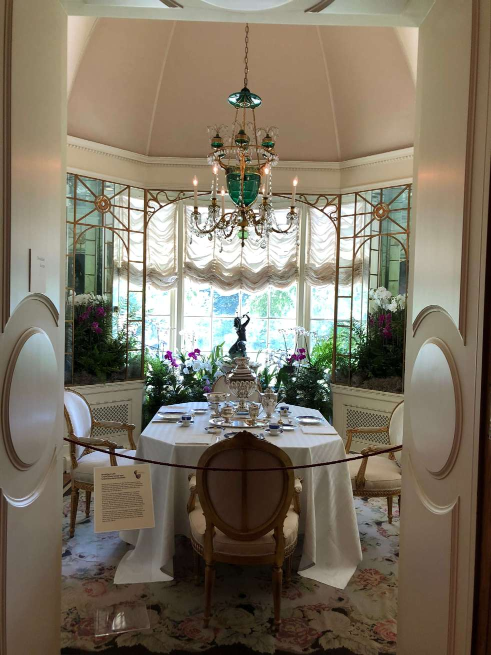 Hillwood Breakfast Room