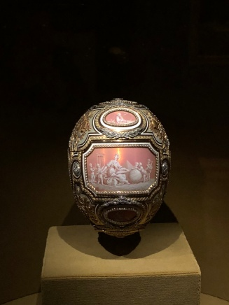 Hillwood Catherine the Great Egg Faberge