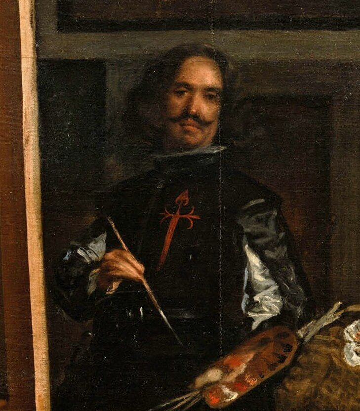 Velasquez self portrait