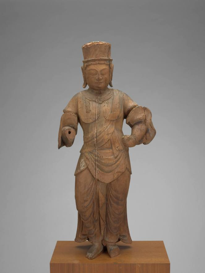Art That Inspires Me: Buddhist Deity Indra Yale University Art Gallery