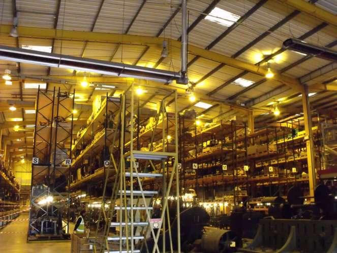 Birmingham museum storage