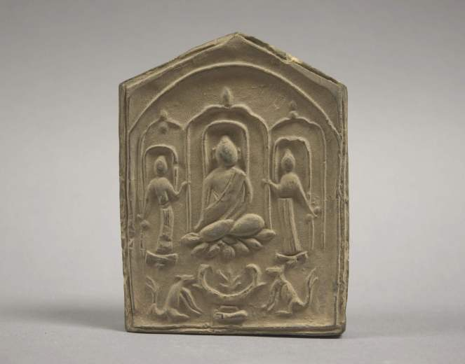 Chinese votive tablet