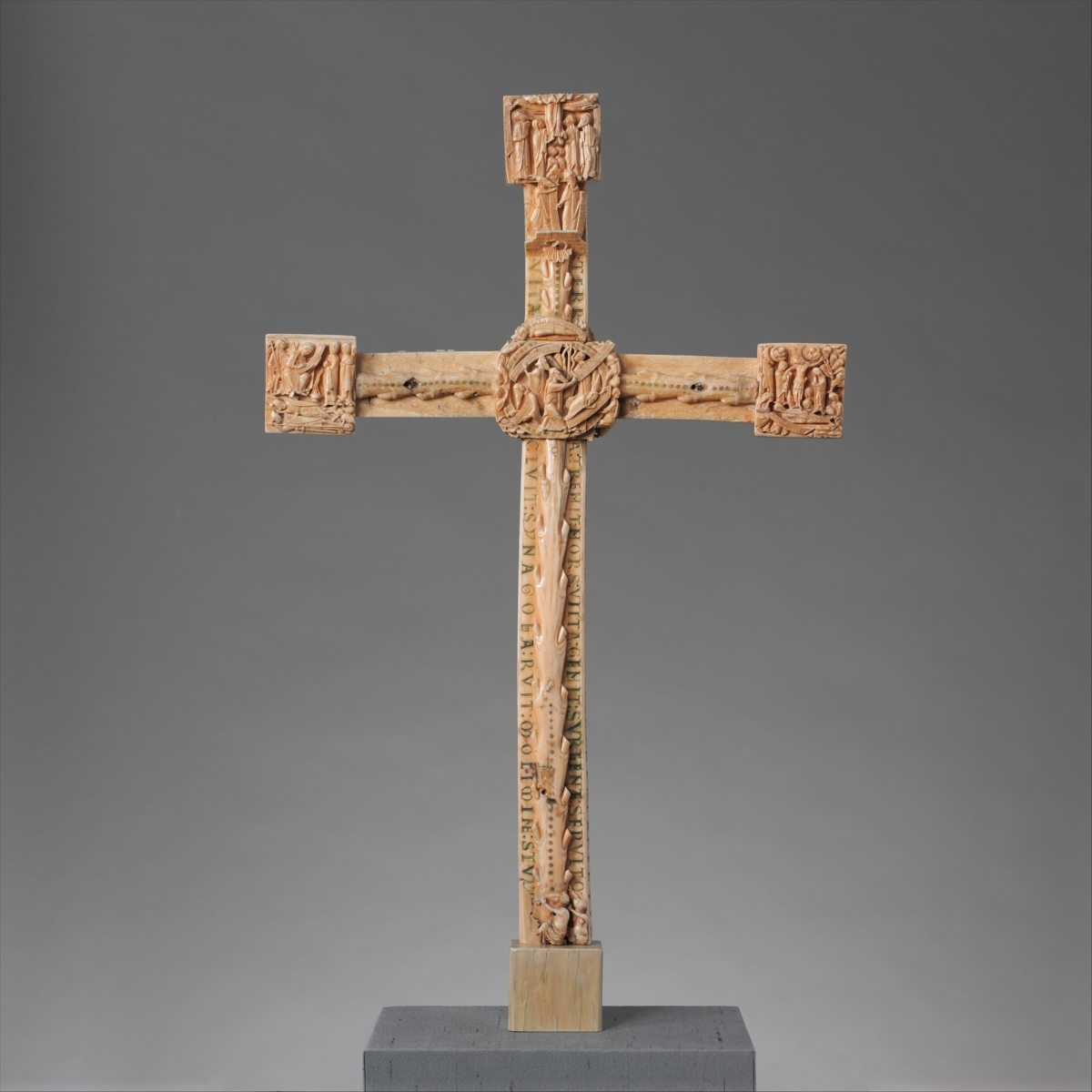 King of the Confessors - a Crazy Story About the Cloisters Cross