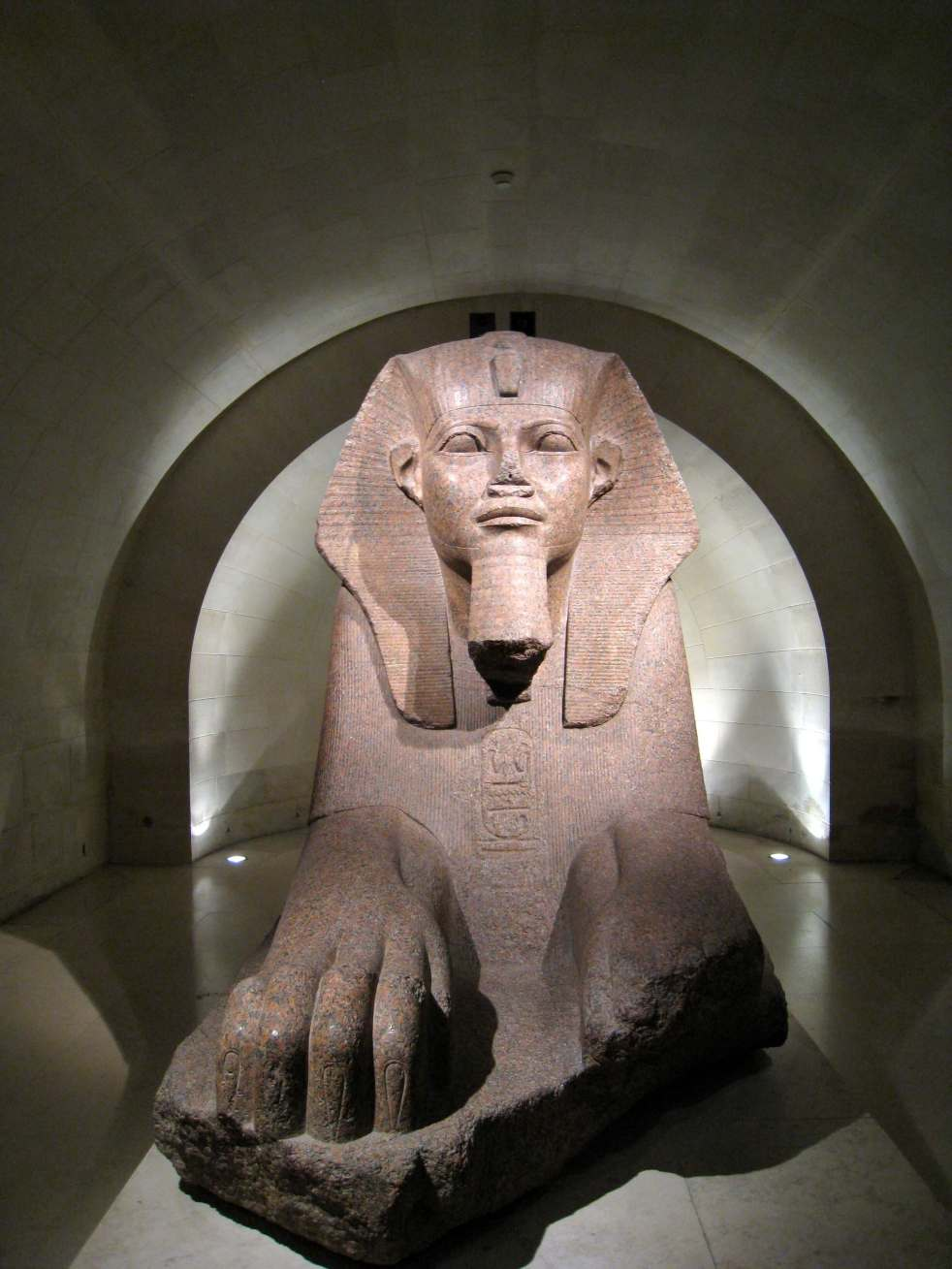 Louvre Great Sphinx of Tanis