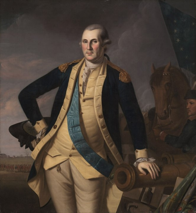 peale washington