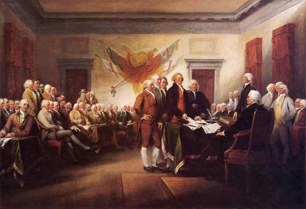 trumbull declaration