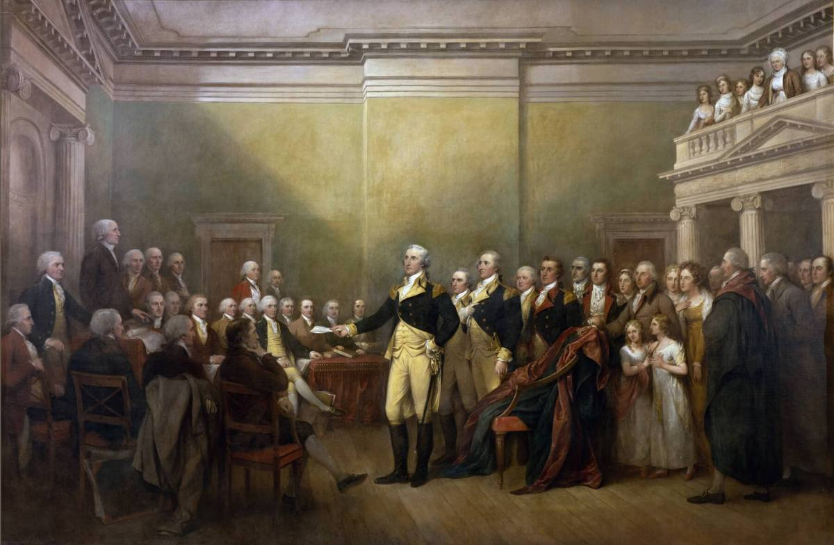American Artists and the American Revolution