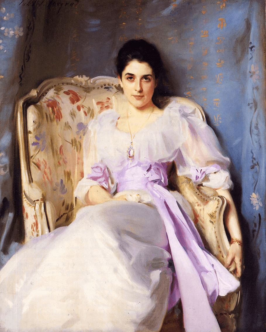 Lady Agnew of Locknaw by John Singer Sargent