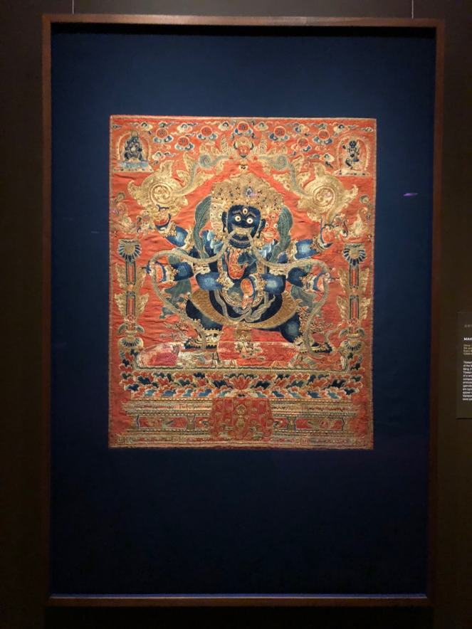 Mahachakra Vajrapani Rubin Museum