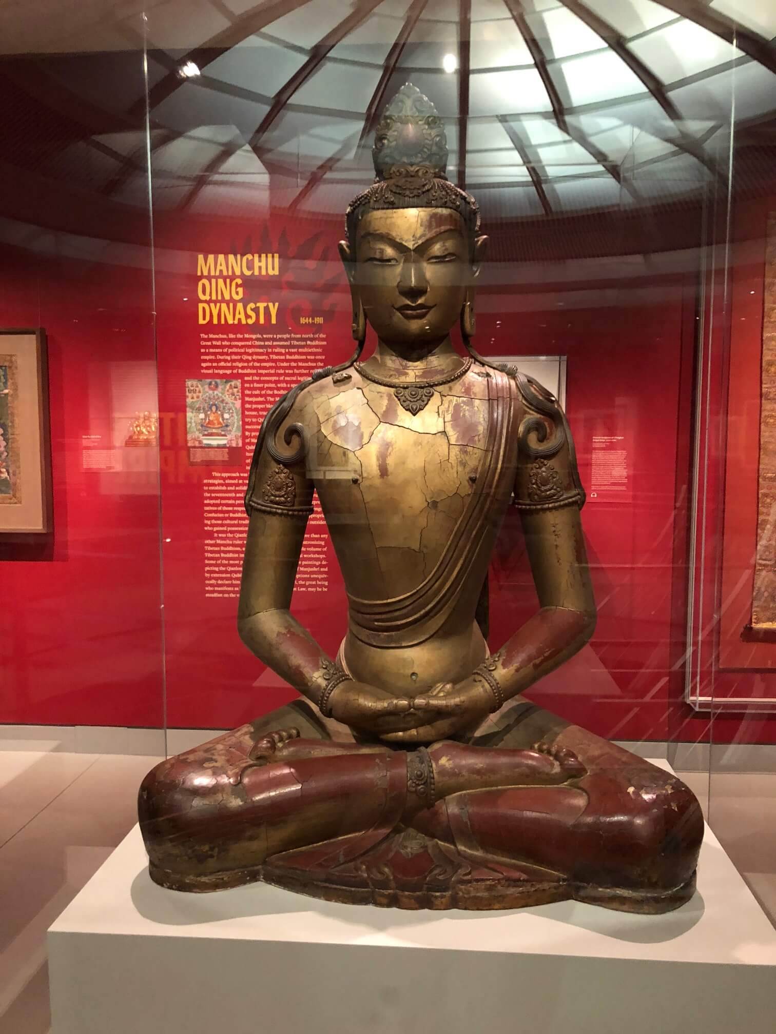 The Buddha Amitayus Rubin Museum