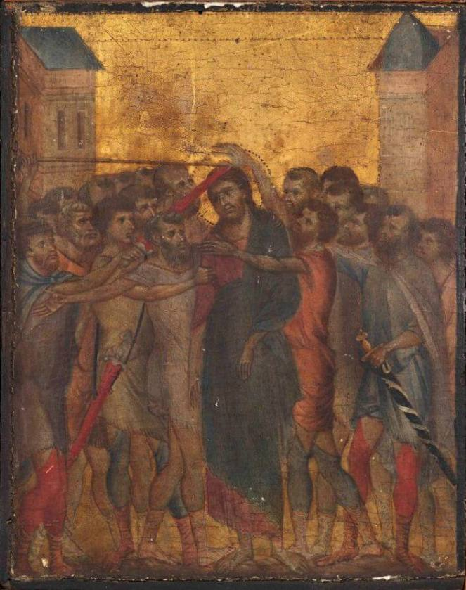 Cimabue Christ Mocked