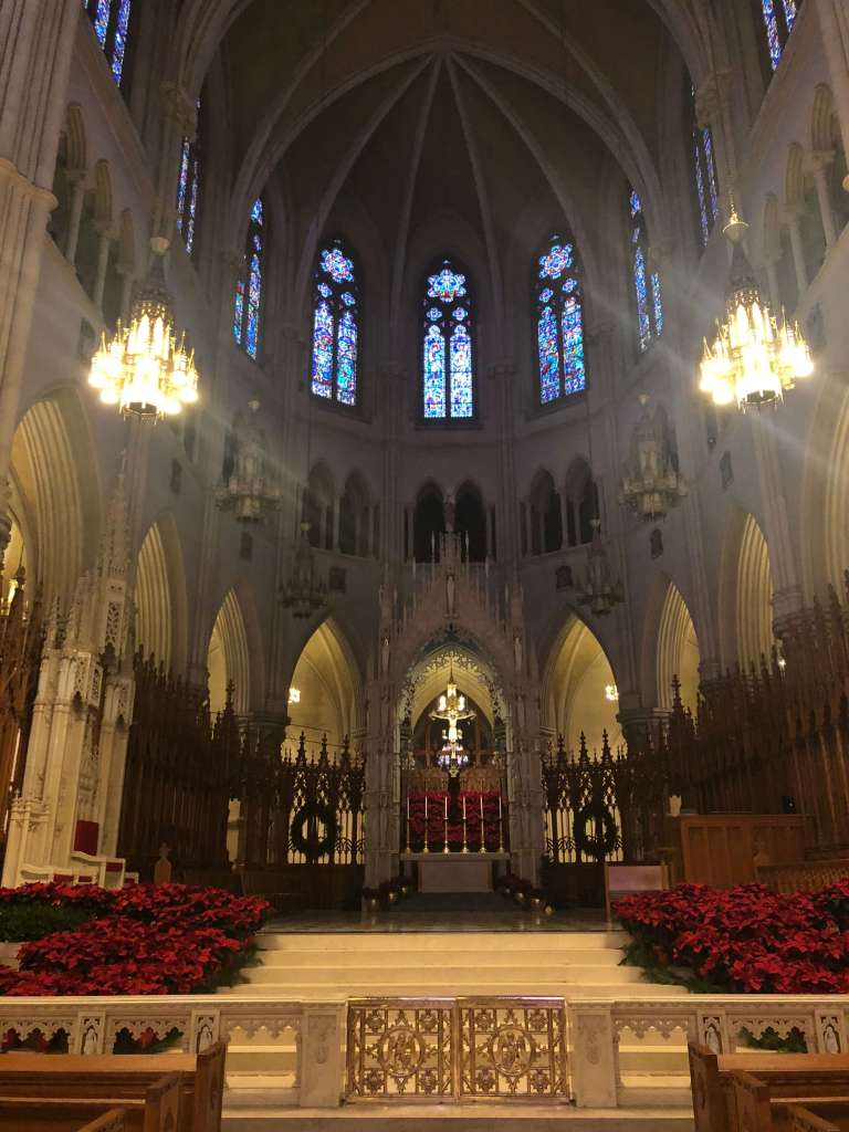 Choir - Cathedral Basilica of the Sacred Heart, Newark, New Jersey