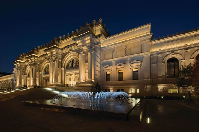 The Metropolitan Museum of Art, New York (Exterior)_Photo courtesy of The Met