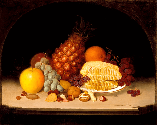 Still Life by Robert Duncanson