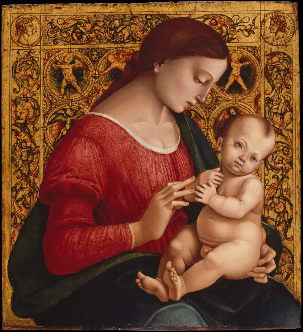 Madonna and Child by Luca Signorelli