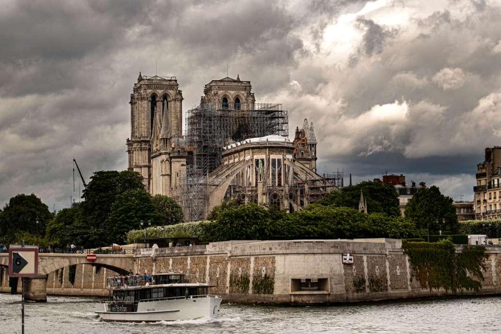 Notre-Dame de Paris in June 2019. Photo by Steven Penton via Flick.