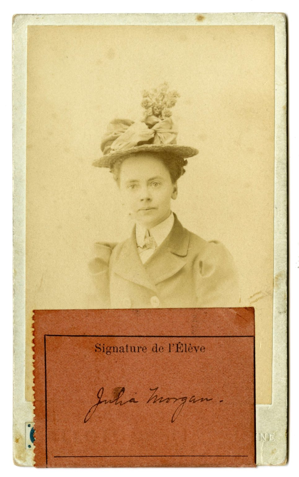 Julia Morgan student id