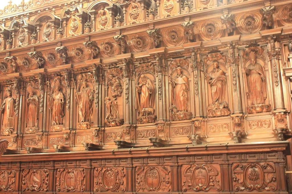 Cathedral of Málaga by Dguendel