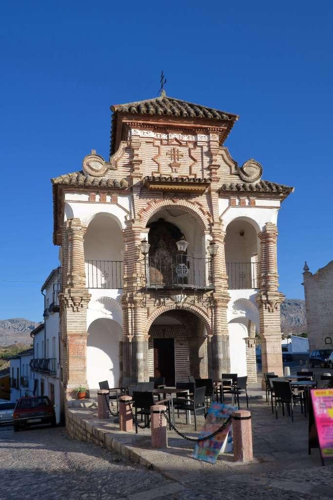 Chapel of the Virgin of El Socorro by Malopez 21