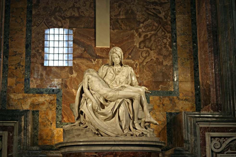Michelangelo Pietà