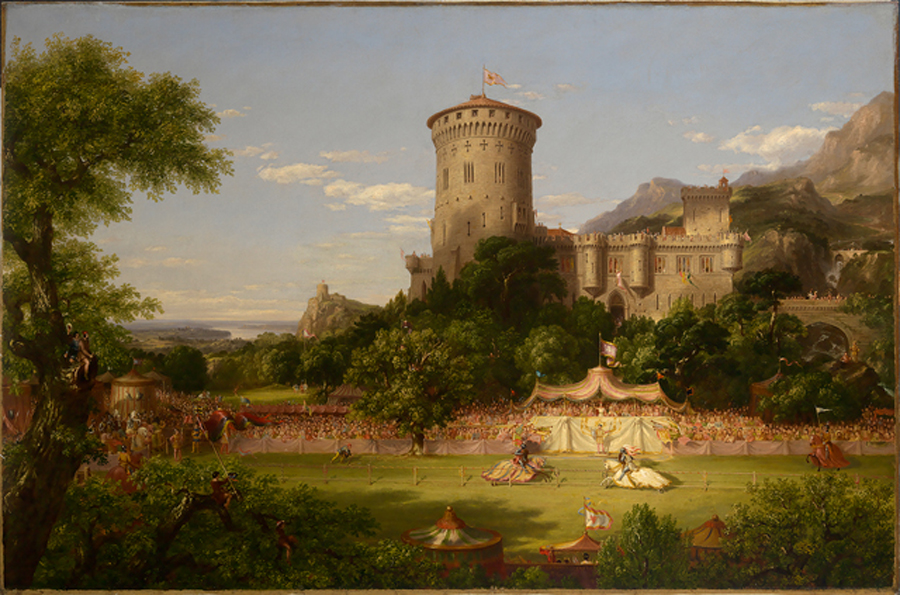 Thomas Cole, The Past