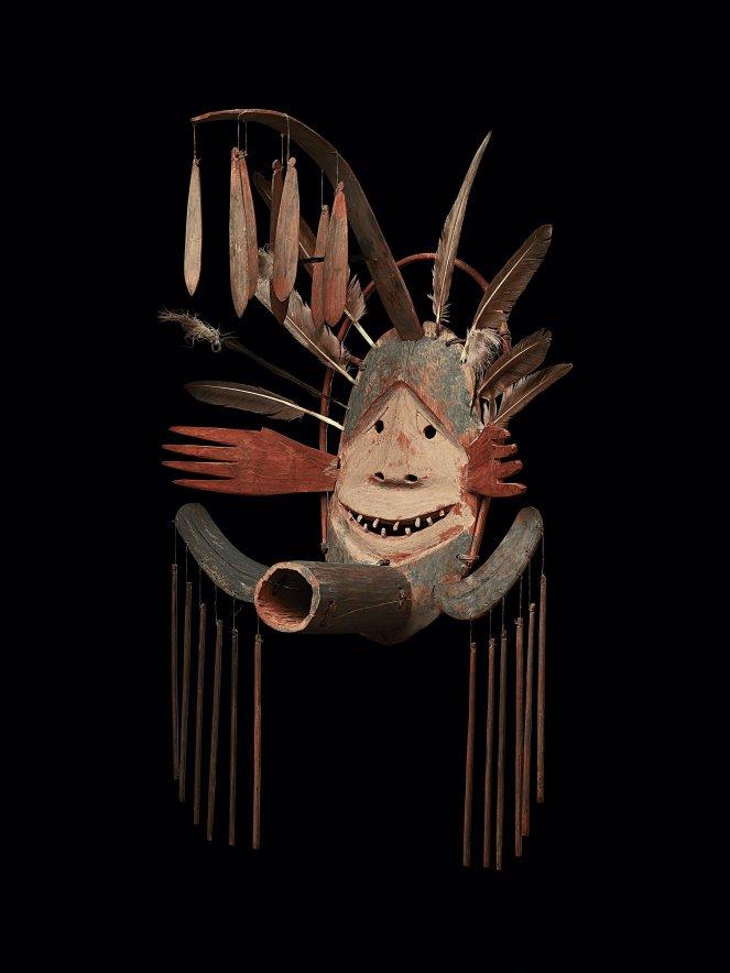 Donald Ellis Dance Mask TEFAF Online