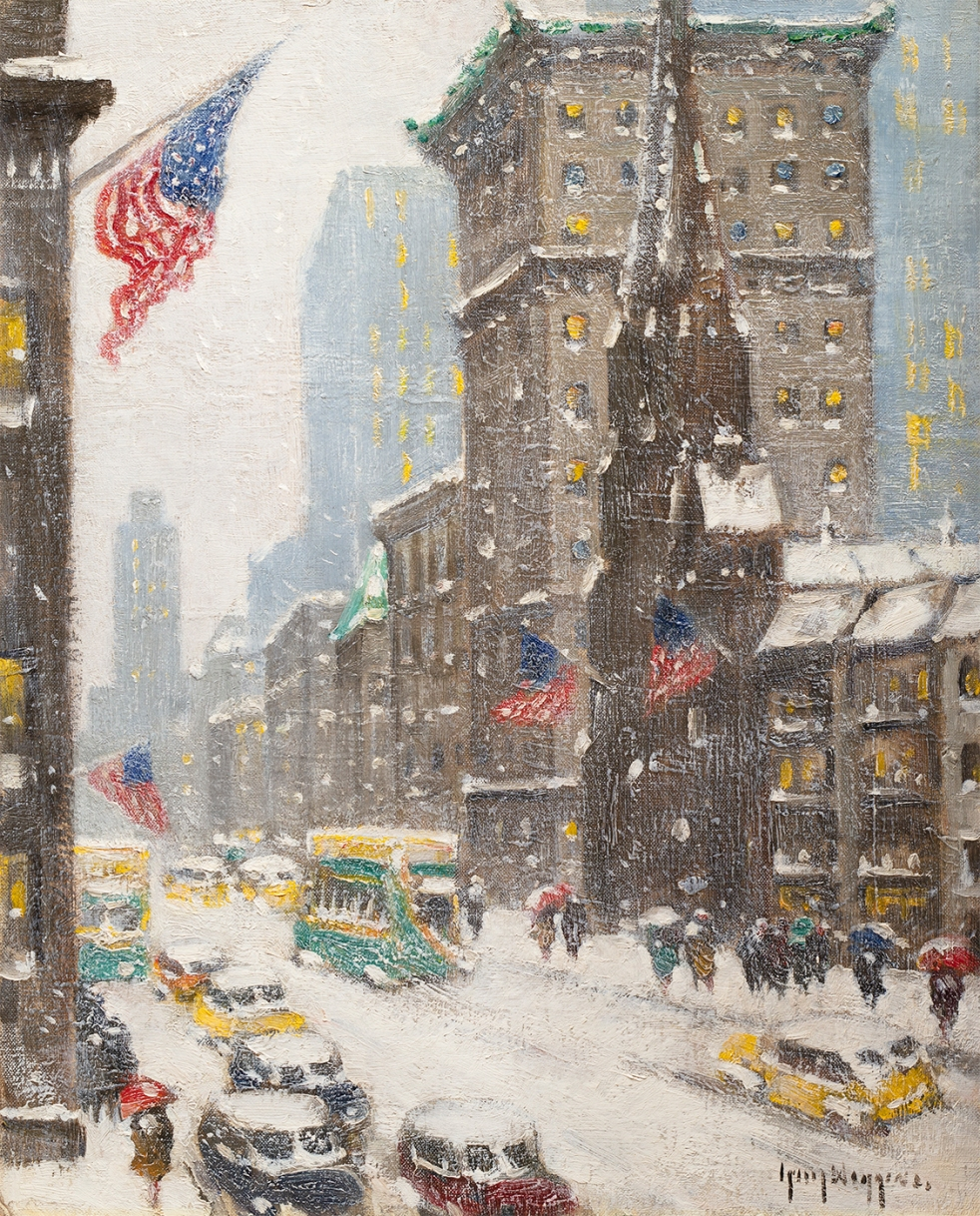 Wiggins-Winter at 57th and 5th Ave, 1948