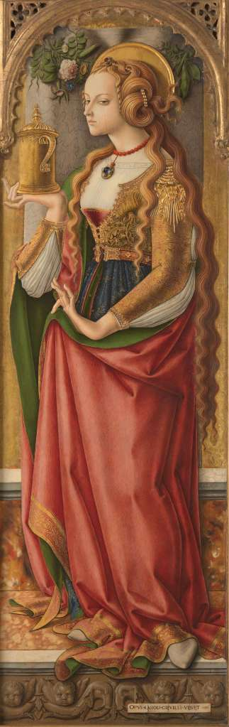 Carlo Crivelli, Mary Magdalene