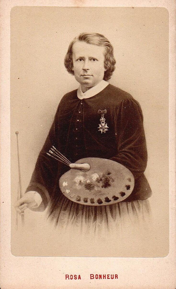 Rosa Bonheur photo