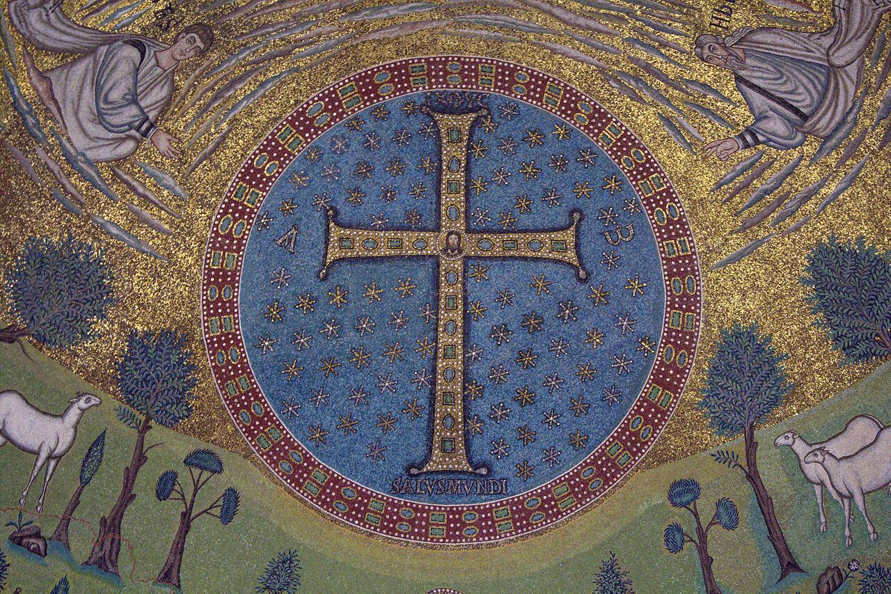 Sant'Apollinare in Classe apse mosaic